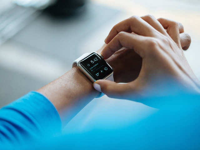 'Smartwatches set to grab larger share of fitness trackers' market'