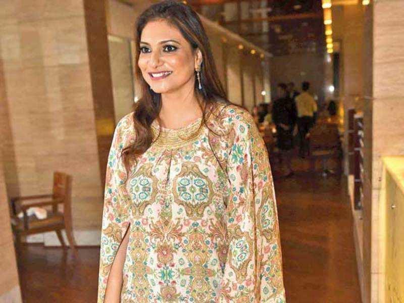 Designer Charu Parashar Celebrates Her Birthday In Delhi Events Movie News Times Of India
