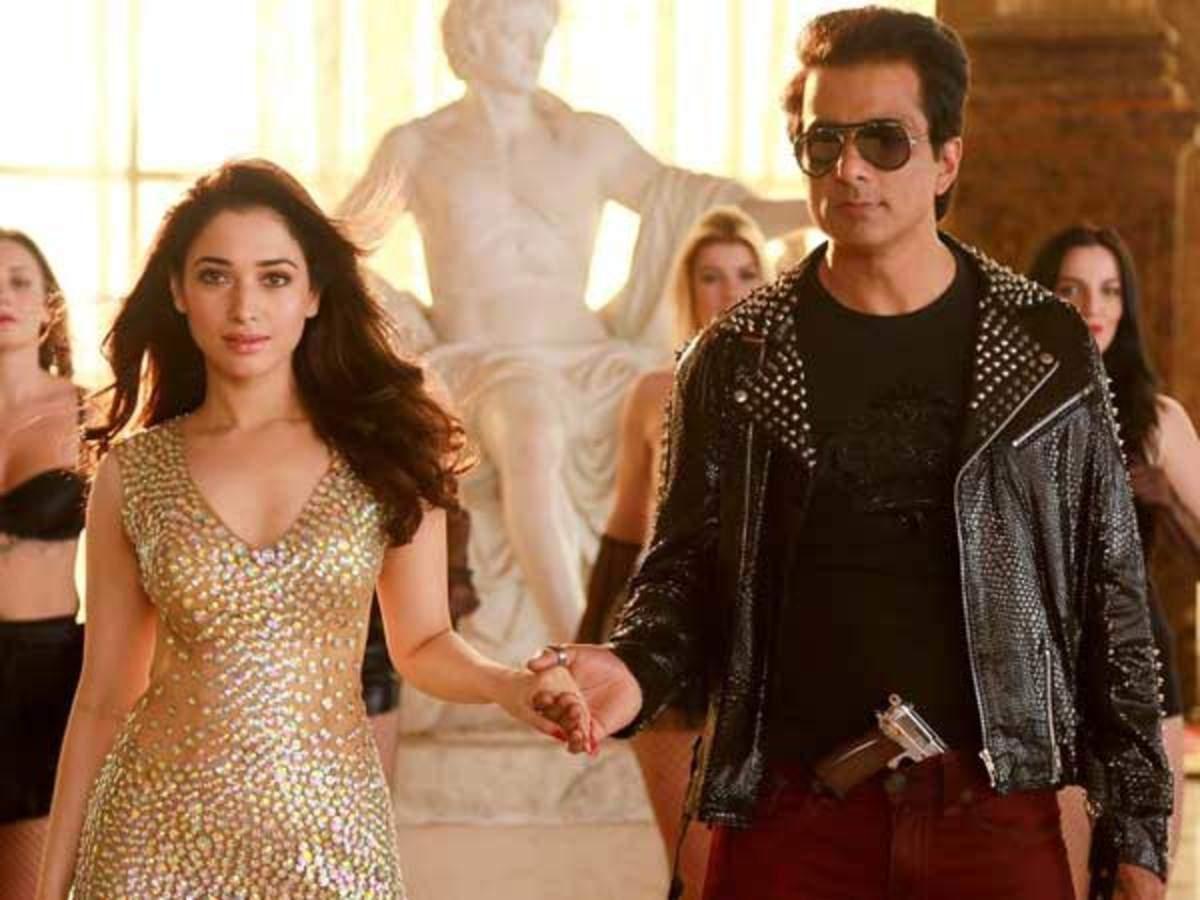 Sonu Sood and Prabhudheva to make a sequel of 'Tutak Tutak Tutiya'? | Hindi Movie News - Times of India