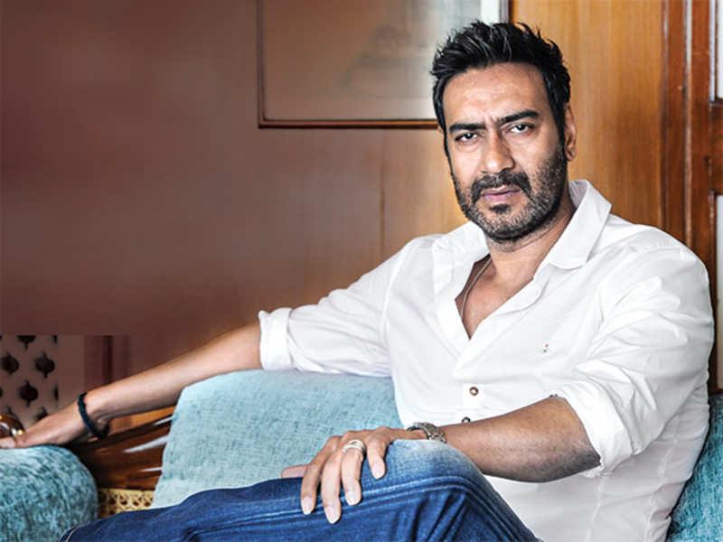 Ajay Devgn (Prathamesh Bandekar)