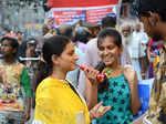 Nation celebrates Dussehra