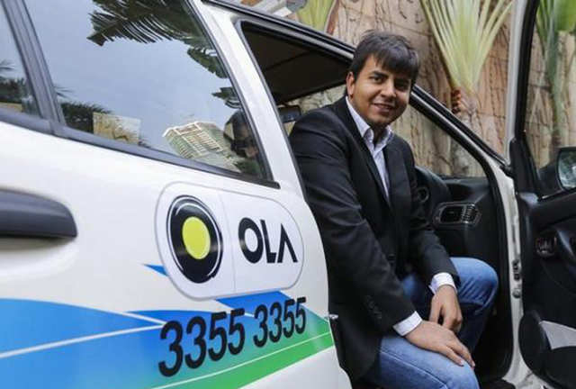 Ola likely to raise $500 million in funding