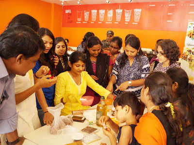 Organic soaps: the new fad in town | Coimbatore News - Times