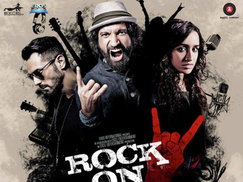 Music Review: 'Rock On 2'