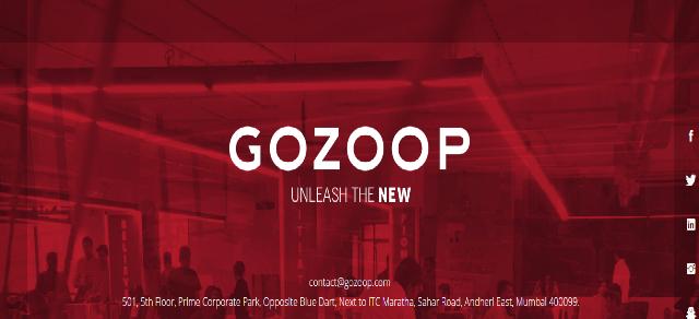 Digital media agency Gozoop in talks to acquire 56 Blue Lights