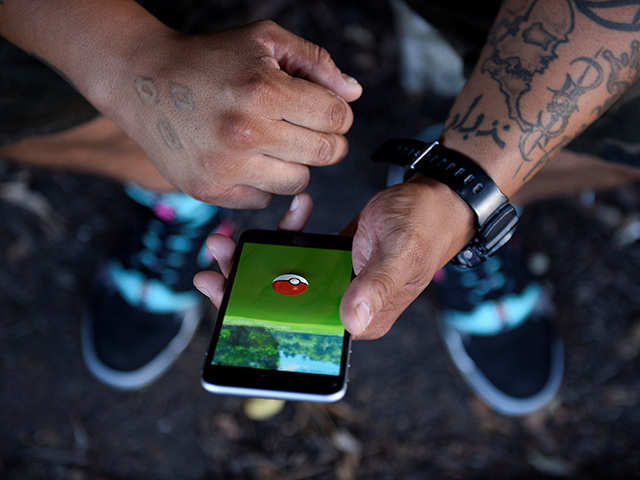 Playing Pokemon Go can help you live longer: Study