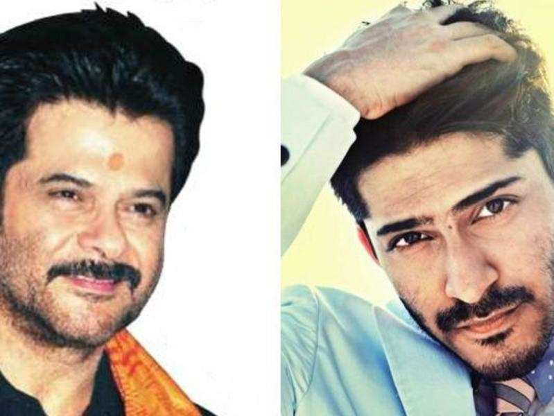 Anil Kapoor and Harshavardhan Kapoor