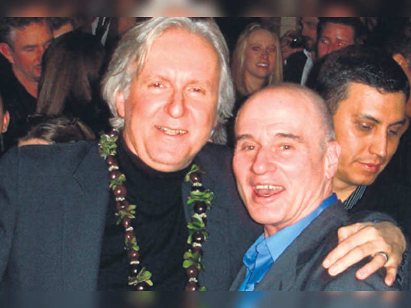 James Cameron & Paul R Frommer