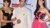 B-Town celebs spotted at Filmfare Style Awards