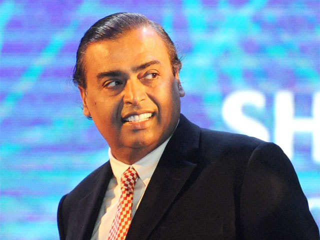 Reliance Jio is a commitment of Rs 2,50,000 crore: Mukesh Ambani