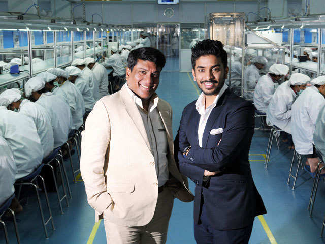 """""""Intex is associated with manufacturing in India since 2001, and the company is manufacturing about 2 million phones per month presently,"""" said Amitabh Khurana, head of manufacturing."""