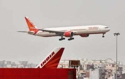 Pacific: Air India flies Delhi-San Francisco nonstop over Pacific ...