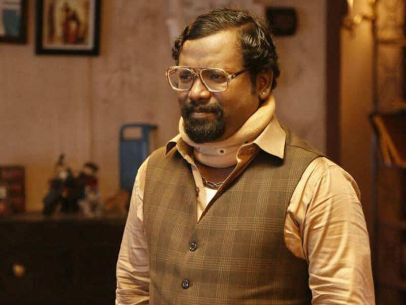 Arunraja Kamaraj plays an elderly person in his next