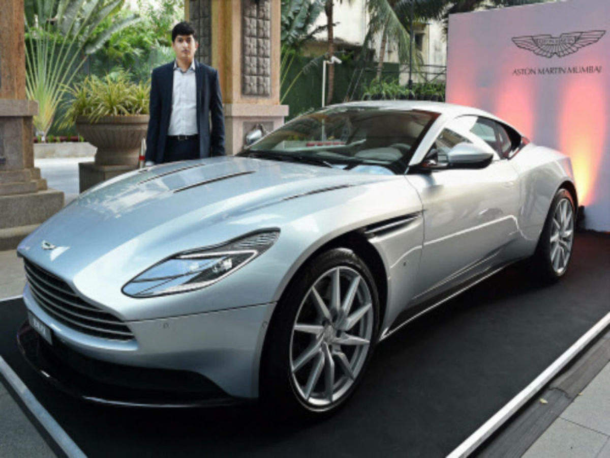 Aston Martin Aston Martin To Launch A New Product In India Every Nine Months Times Of India