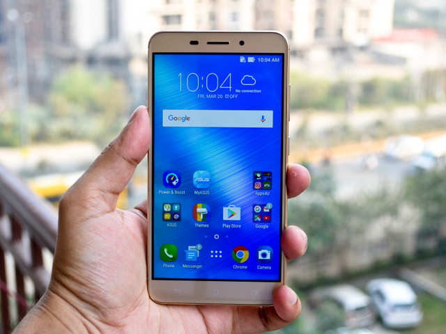 Asus Zenfone 3 Laser Review Come For The Camera Stay Design