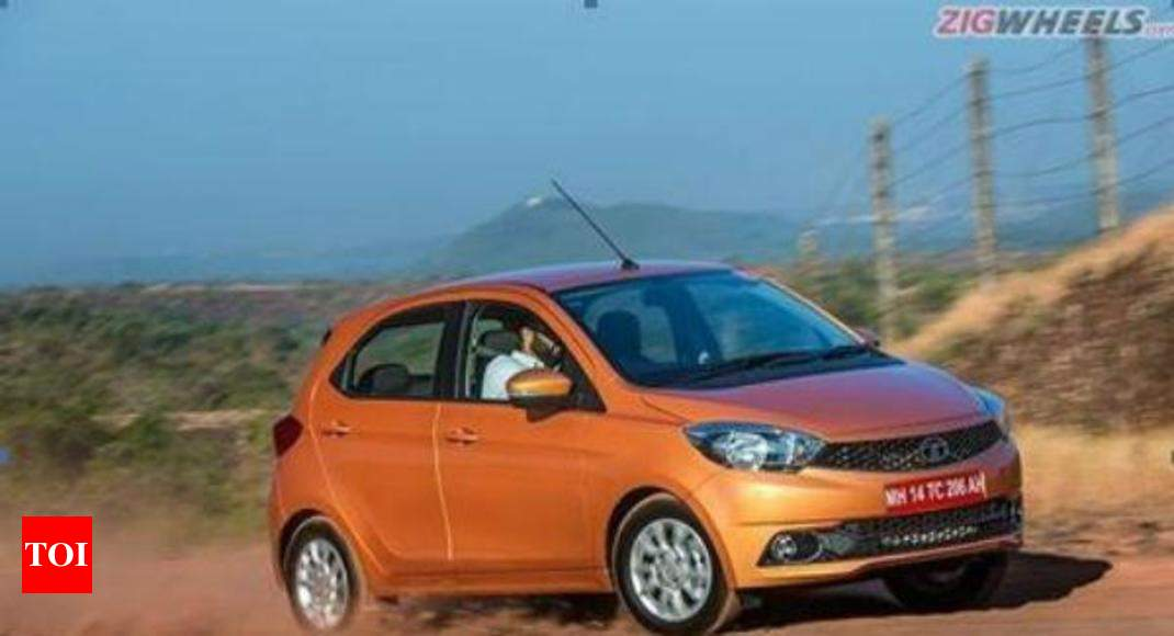 Tata Motors: Tata Motors posts strongest car sales in four years at ...
