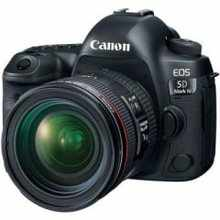 Canon EOS 5D Mark IV (EF 24-70mm f/4L IS USM Kit Lens) Digital SLR Camera
