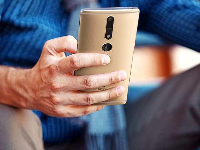 First Google Tango smartphone Lenovo Phab 2 Pro goes on sale
