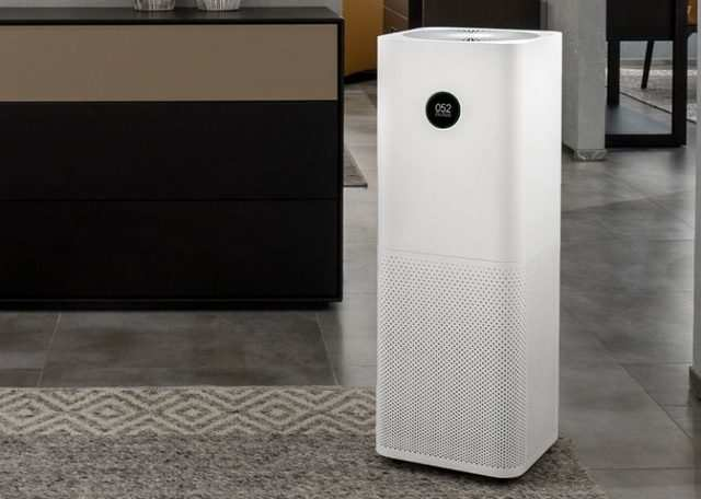 Xiaomi Mi Air Purifier Pro with OLED screen launched in China