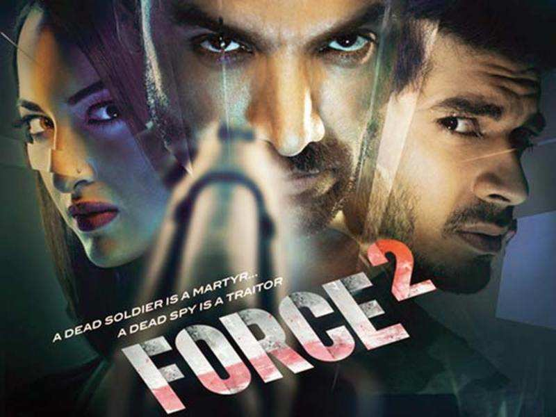 Poster of 'Force 2'