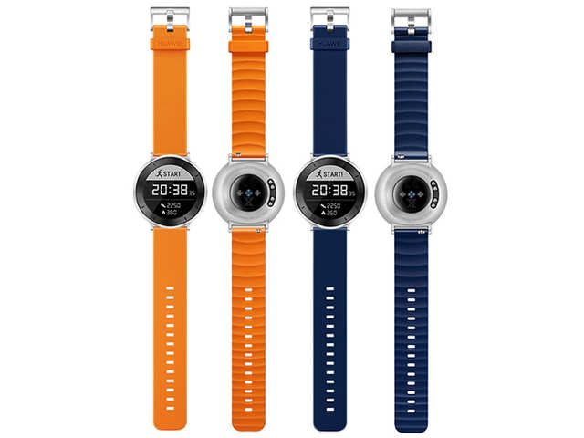 Huawei Fit smartwatch with heart rate monitor launched
