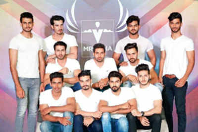 Meet Peter England Mr. India 2016 Bengaluru winners