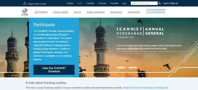 Indian civil society bodies submit recommendations to ICANN on jurisdiction