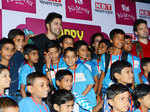 Varun Dhawan celebrates Children's Day
