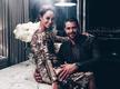 Jesse Metcalfe, Cara Santana host engagement party