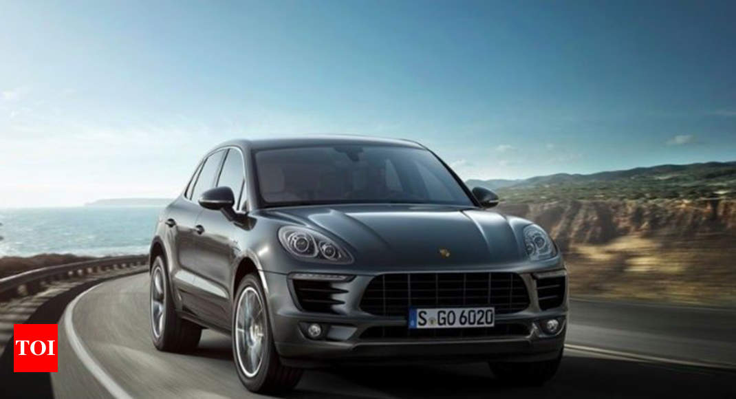 Porche Macan Porsche Macan R4 Launched In India At Rs 76 84l