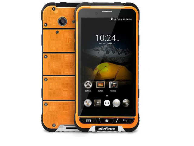 Ulefone launches first rugged smartphone Armor