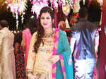 Sania Mirza's sister's wedding reception