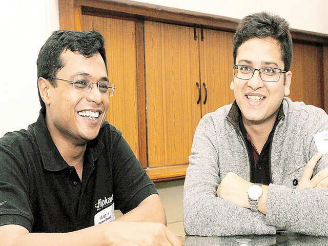 Flipkart's billionaire founders Sachin Bansal and Binny Bansal are among the most active investors in startups. They have invested in more than 20 early-stage ventures, many of them with audacious goals. For the first time, they speak about what's driving this passion.