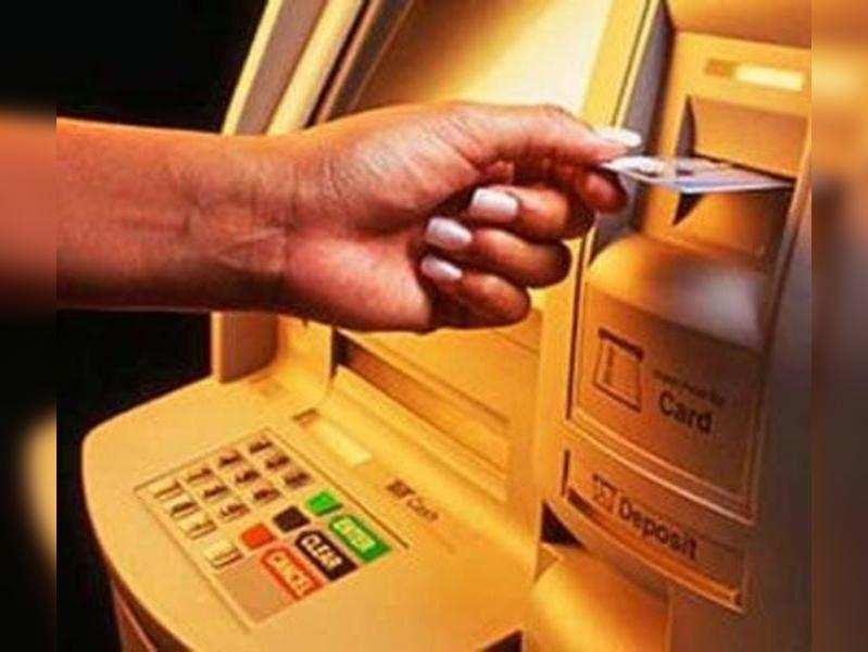 <p>Your ATM dispenses bacteria<br></p>