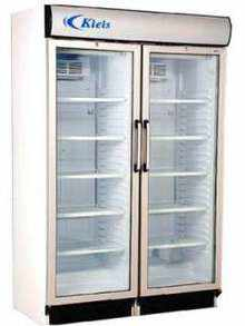 Kieis Super Market Chiller 1000 Ltr Double Door Refrigerator