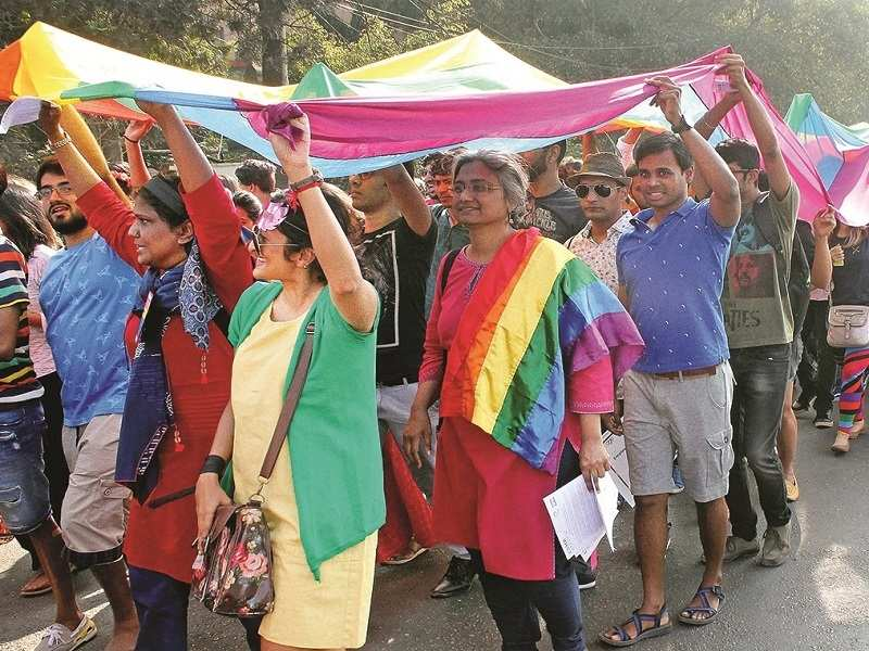 Namma Pride in Bengaluru calls out Sec. 377 and demonetization