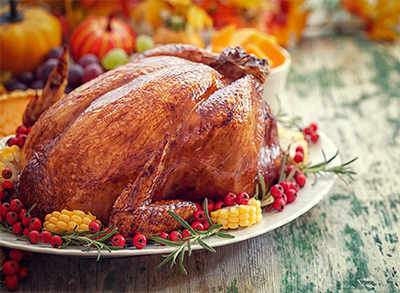 How long should you cook your Turkey?