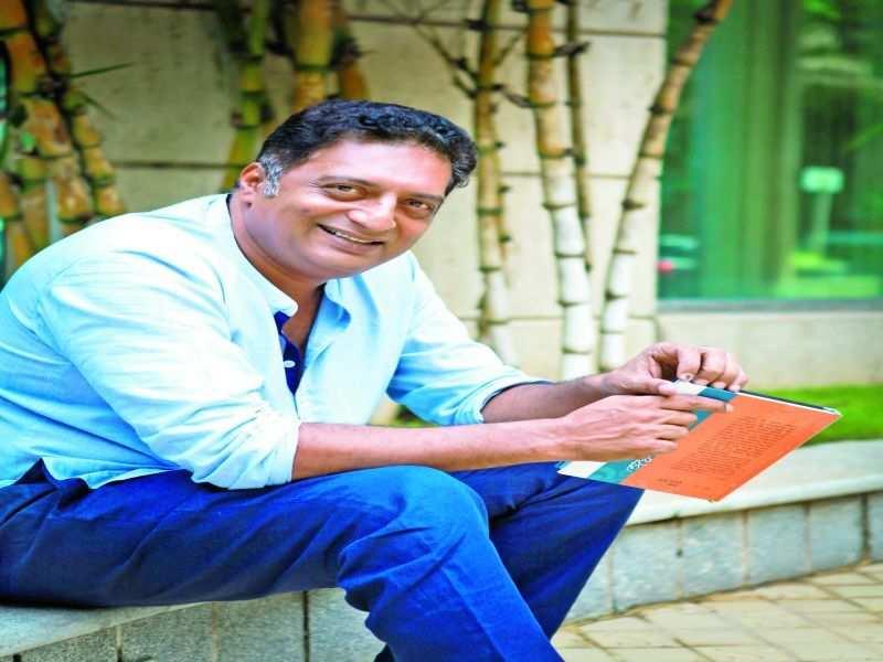 Prakash Raj enjoys hopping across cities on work