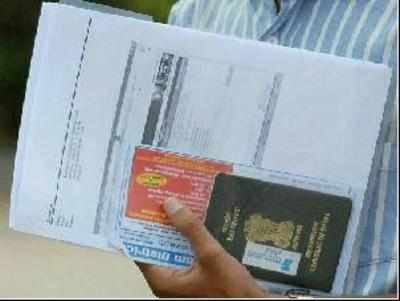 non-ECR passports: Notary affidavit not required to apply
