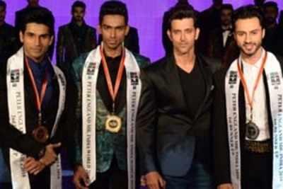 Hrithik Roshan feels inspired by Peter England Mr.India 2016