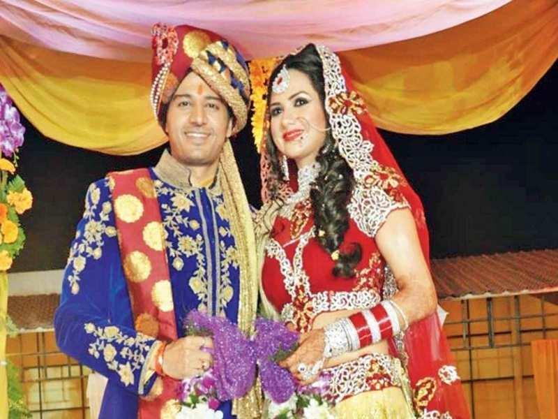 Gaurav and Akanksha's starry wedding in Kanpur