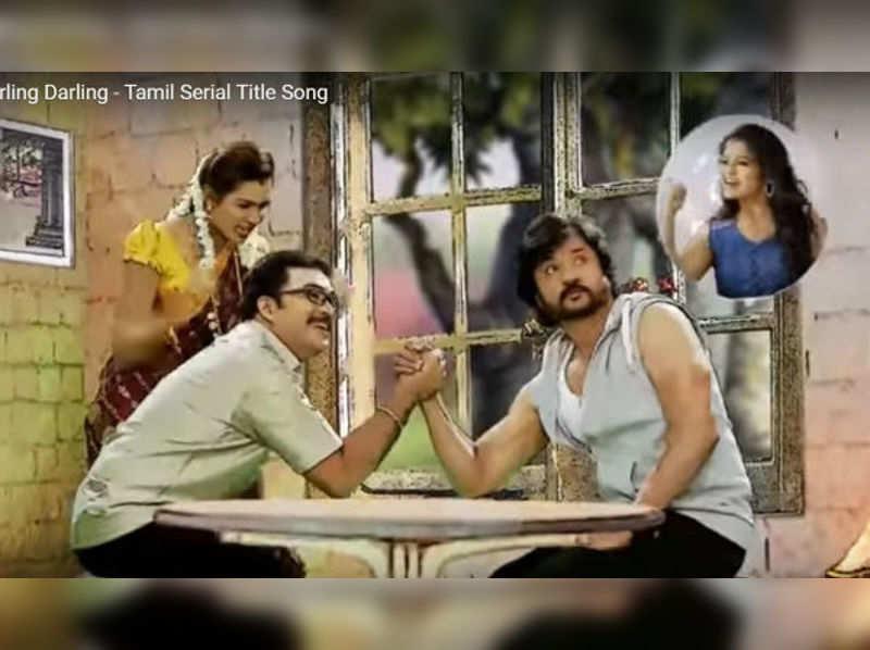 Zee Tamil to air new serial, Darling Darling