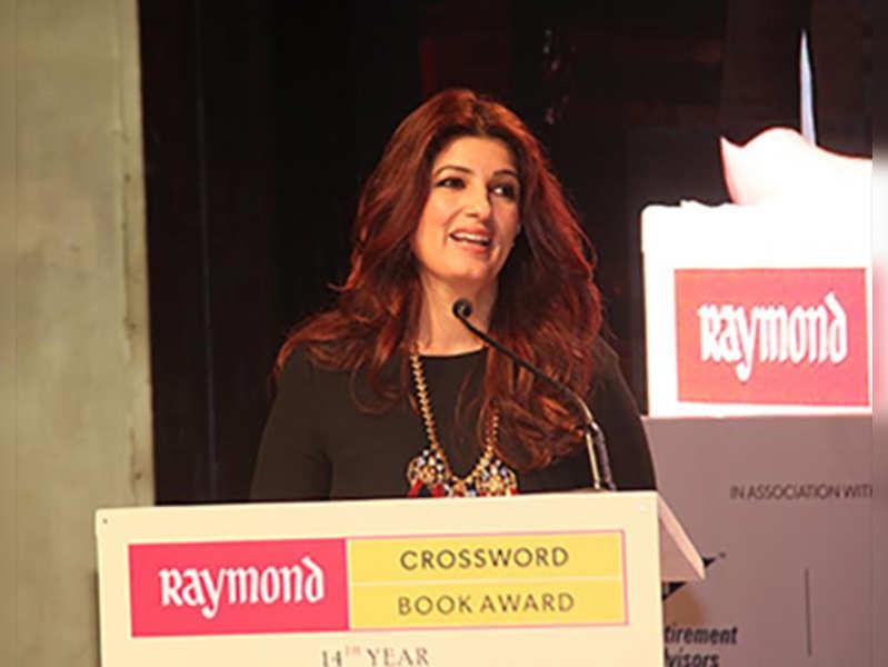 Celebrating writing at the 14th Raymond Crossword Book Award