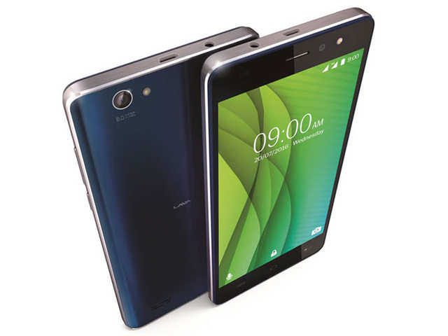 Lava X50+ smartphone with 4G VoLTE launched at Rs 9,199