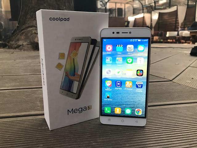 Coolpad Mega 3: First impressions | Gadgets Now