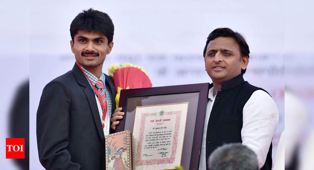 Follow your heart as disability lives in the mind: Suhas   More sports News  - Times of India