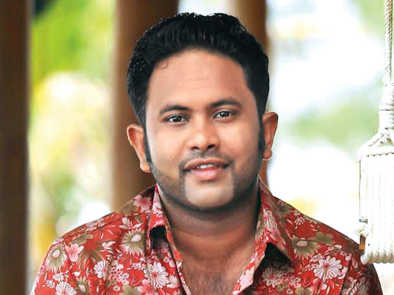 Aju Varghese is a bachelor desperate to be married next
