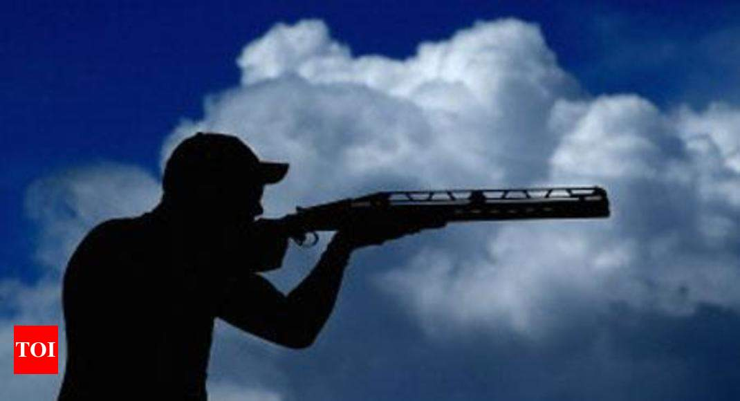 Two From Rajkot Win Gold Silver In Trap Shooting Rajkot News