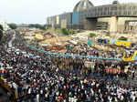 Jayalalithaa's Funeral Procession Photos
