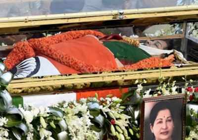 Jayalalithaa Death: Jayalalithaa's coffin maker, also the architect